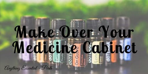 Make Over Your Medicine Cabinet