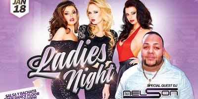 It's Ladies Night at Rumba Fridays!