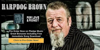 Harpdog Brown and The Uptown Blues Band