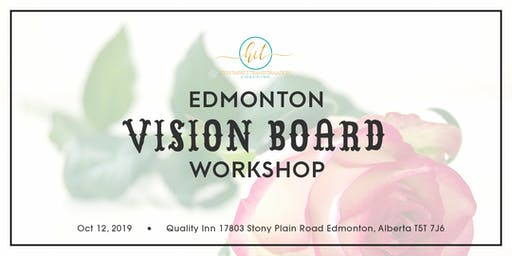 Effective Vision Board Immersion Day Oct 12, 2019