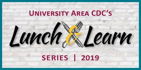 University Area CDC Lunch & Learn   tickets