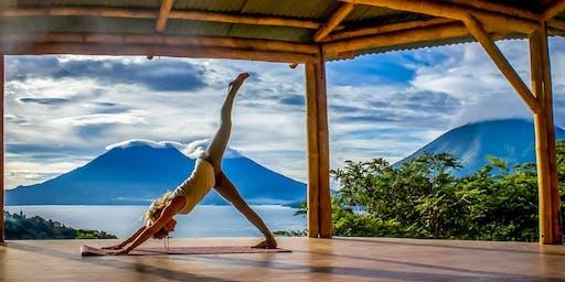 Journey Into Sacred Expression Women's Writing & Yoga Forest Retreat, Lake Atitlan, Guatemala