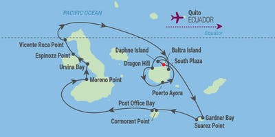 Learn about cruising the Galapagos!