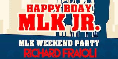 Happy Birthday Martin Luther King Jr. ft. Richard Fraioli | Royale Saturdays | 1.19.19 | 10:00 PM | 21+