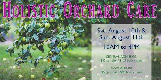 Holistic Orchard Care Course