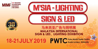 MALAYSIA INTERNATIONALSIGN & LED,LIGHTING EXHIBITION