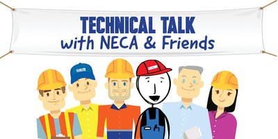 Technical Talk with NECA & Friends - Illawarra