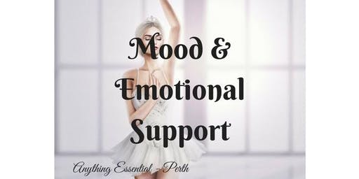 Mood & Emotional Support with Essential Oils