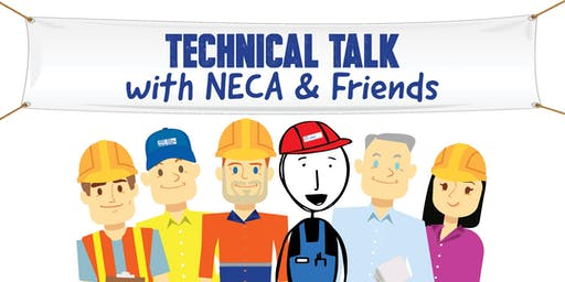 Technical Talk with NECA & Friends - Tweed Heads