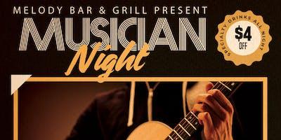 Musician Night