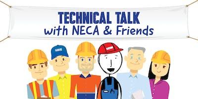 Technical Talk with NECA & Friends - Launceston