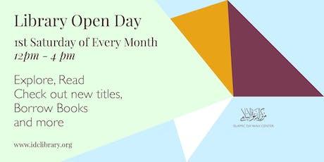 Islamic Dawah Center Library Events | Eventbrite
