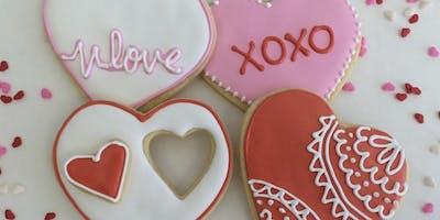 Valentine's Day Cookie Workshop