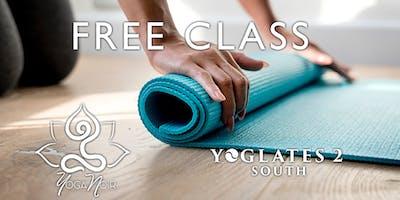 Yoga Noir FREE Class at Yoglates 2 South