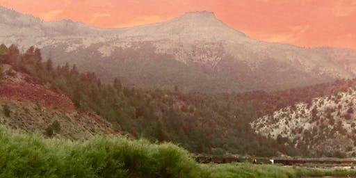 The Rancho Del Rio Saturday Night Social's Colorado Rocky Mountain Holler!