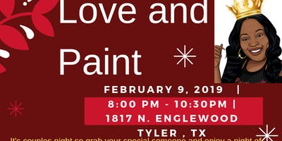 Love and Paint Date Night