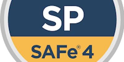 AGILE SAFe 4.6 Certification: SAFe for Teams (SP) Training & Certification