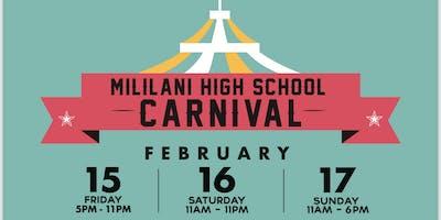 Mililani High School Carnival