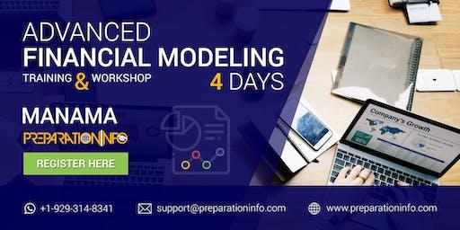 Advanced Financial Modeling Classroom Certification Program in Manama 4Days