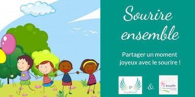 Atelier pour enfants 5 à 12 ans : Sourire ensemble