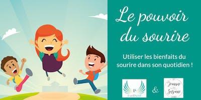 Atelier pour enfants : le pouvoir du sourire
