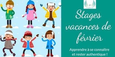 Stage vacances Février enfants 5 à 12 ans : Apprendre à se connaître