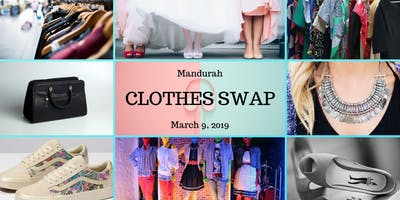 Mandurah 16+ Clothes Swap