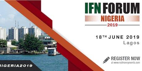 IFN Nigeria Forum 2019 - In Partnership with Nigerian Stock Exchange  tickets