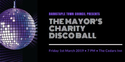 The Mayor's Charity Disco Ball