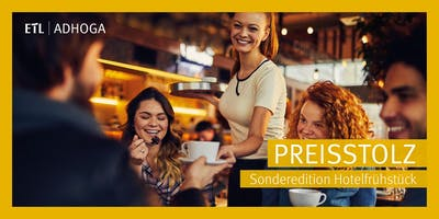 Preisstolz - Sonderedition Hotelfrühstück Schwerin 18.06.2019