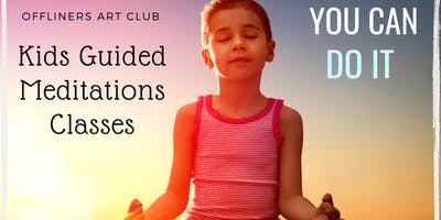 Copy of Kids Guided Meditations After School Classes