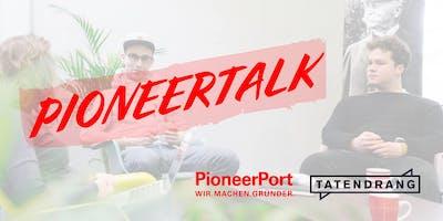 PioneerTalk | Alumni Gründergeschichten
