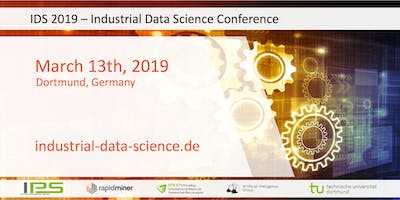 Industrial Data Science Conference 2019