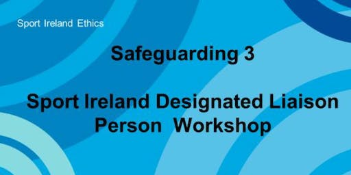 Safeguarding 3, Designated Liaison Person Training, 27.06.19