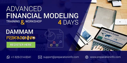 Advanced Financial Modeling Certification Classroom Program in Dammam 4Days