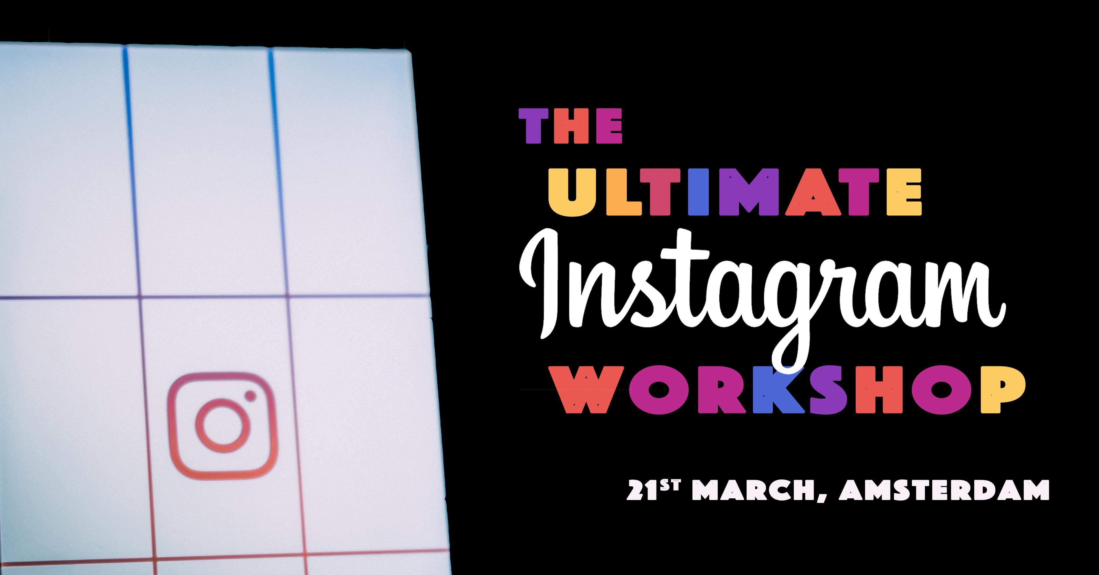 BECOME AN INSTAGRAM PRO - THE ULTIMATE INSTAG