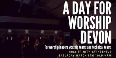 A DAY FOR WORSHIP DEVON