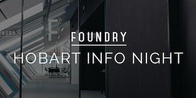 Hobart Info Night | Tuesday 29th January