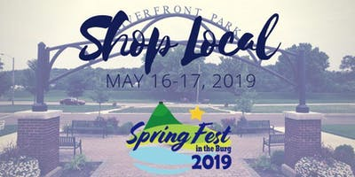 Shop Local with Spring Fest