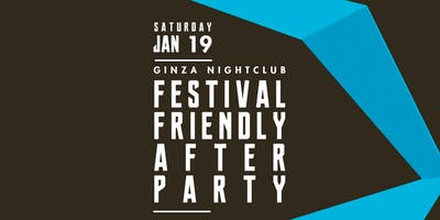 Ginza After Party