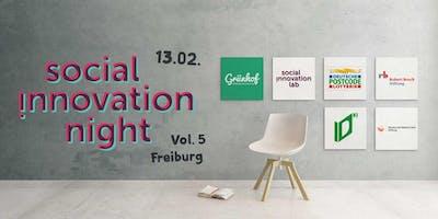 Social Innovation Night Vol. 5
