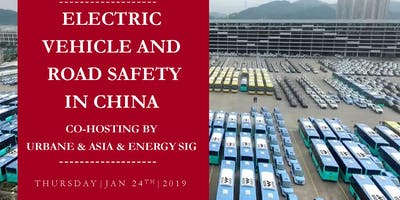 Dinner Seminar: Electric Vehicle and Road Safety in China
