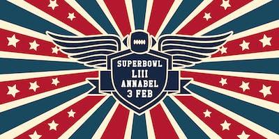Super Bowl LIII - Live op groot scherm