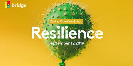 Resilience - 1 day workshop tickets