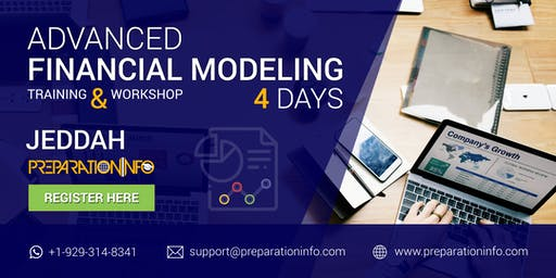 Advanced Financial Modeling Classroom Certification Training in Jeddah 4Day