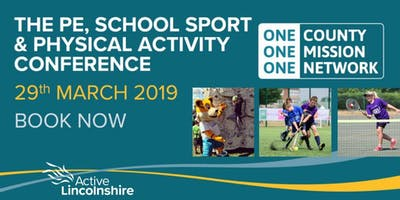 Lincolnshire PE, School Sport and Physical Activity Conference 2019 (Early Years)