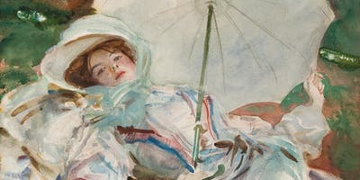 SARGENT AND WATERCOLOUR: Drawing with a Brush