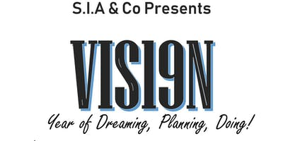 S.I.A & Co. 2nd Annual Vision Board Brunch