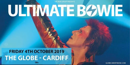Ultimate Bowie (The Globe, Cardiff)