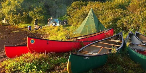 Summer Solstice Overnight Paddle
